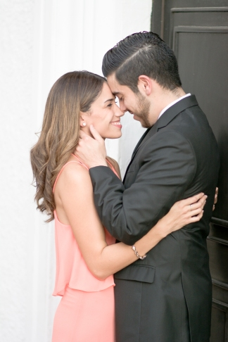 Ana Lucia & Sebastian's Downtown Sweetheart Session