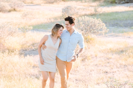 Giovana & Daniel's Desert Sweetheart Session