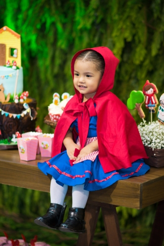 Maria Paula's Little Red Riding Hood Birthday