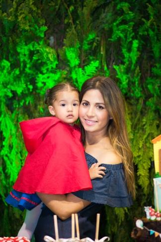 Maria Paula's Little Red Riding Hood Birthday