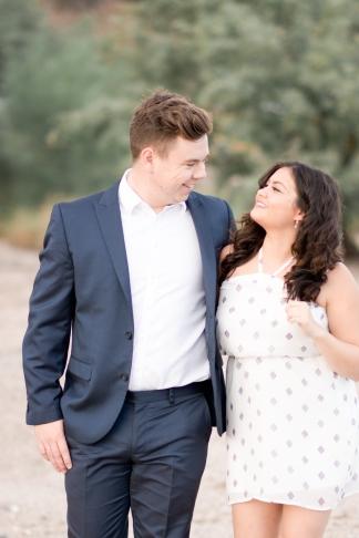 Kristina & Rory's Presidio Engagement Session
