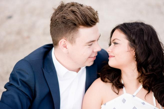 Kristina & Rory's Presidio/Desert Engagement