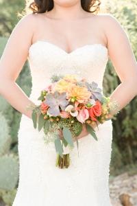 Kristina & Rory's Saguaro Buttes Wedding