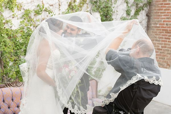 Ana Karen and German's beautiful burgndy wedding at La Casona