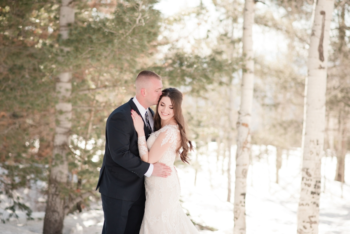 Fairytale Winter Wedding Inspiration