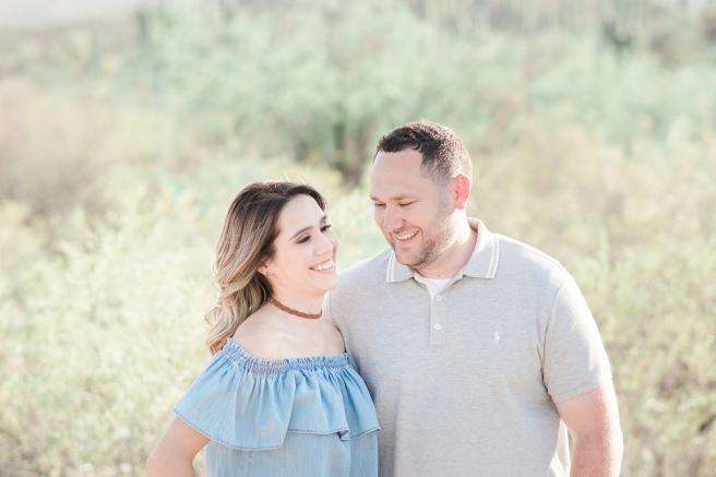 Old Pueblo Desert Engagement-Tucson, Arizona-Destination Wedding Photographer