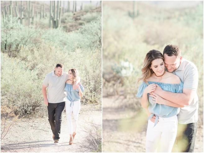 Old Pueblo Desert Engagement-Tucson, Arizona-Destination Wedding Photographer_0244