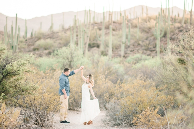 Old Pueblo Desert Engagement-Tucson, Arizona-Destination Wedding Photographer_0276