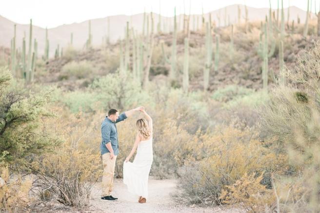 Old Pueblo Desert Engagement-Tucson, Arizona-Destination Wedding Photographer_0281