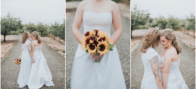 Lindsay and Nicki's Intimate Country Wedding - Tucson, AZ - Destination Wedding and Portrait Photographer